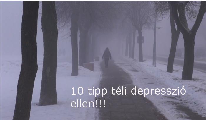 10 tipp a téli depresszió ellen